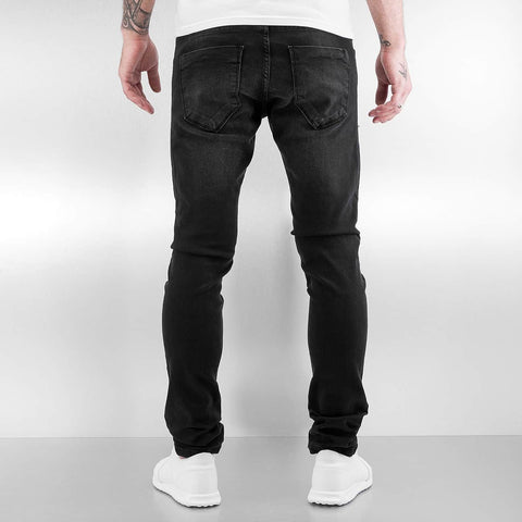 2Y / Slim Fit Jeans Kerry in black