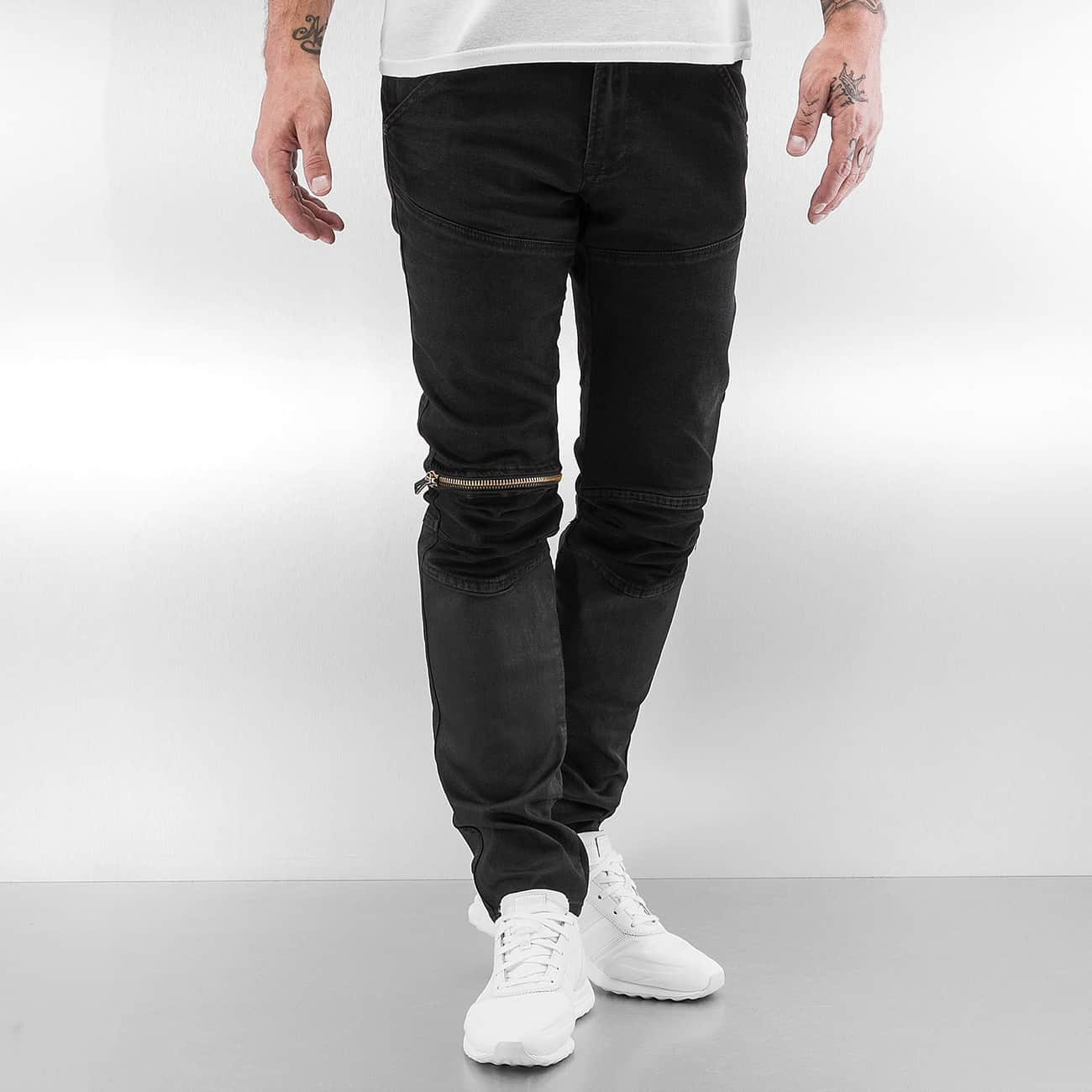 2Y / Slim Fit Jeans Avery in black - Streetscenter