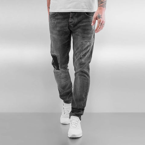 2Y / Slim Fit Jeans Wangen in gray - Streetscenter