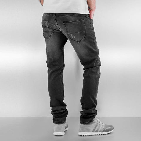 2Y / Slim Fit Jeans Latan in grey