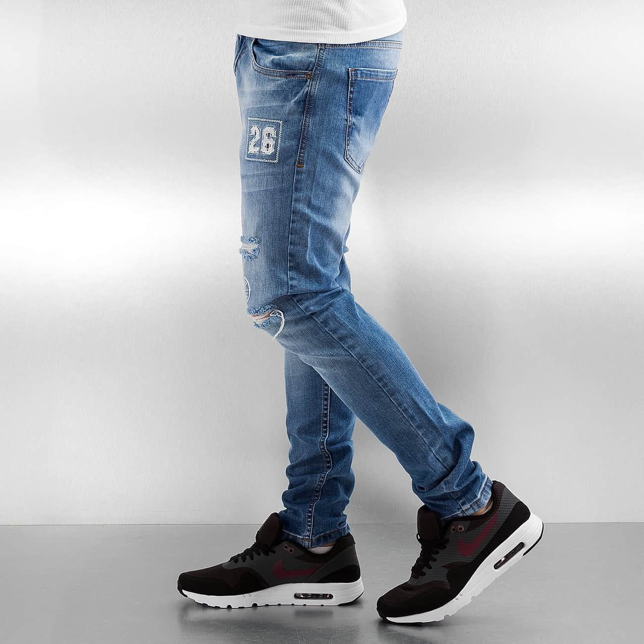 2Y / Skinny Jeans 2 Bad in blue - Streetscenter