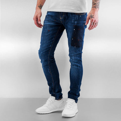 2Y / Skinny Jeans Harvie in blue
