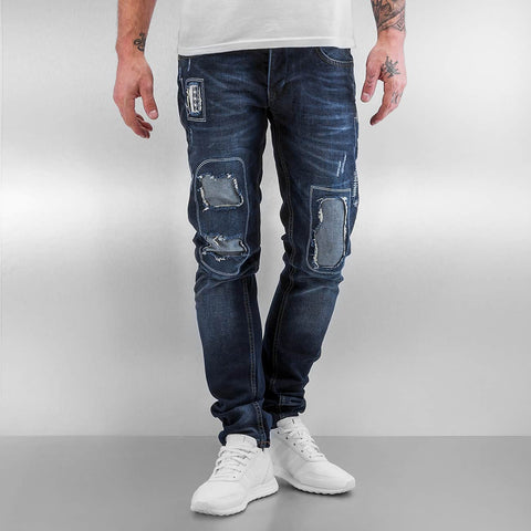 2Y / Slim Fit Jeans Clark in blue