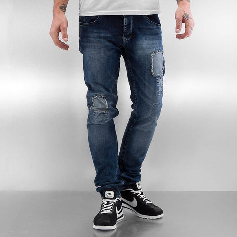 2Y / Slim Fit Jeans Dilip in blue