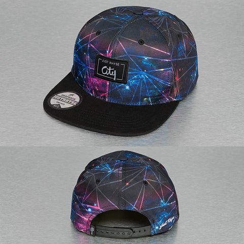 Just Rhyse / Snapback Cap City Lines in colored