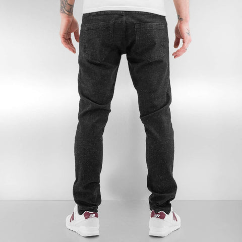 Cyprime / Slim Fit Jeans K100 in grey