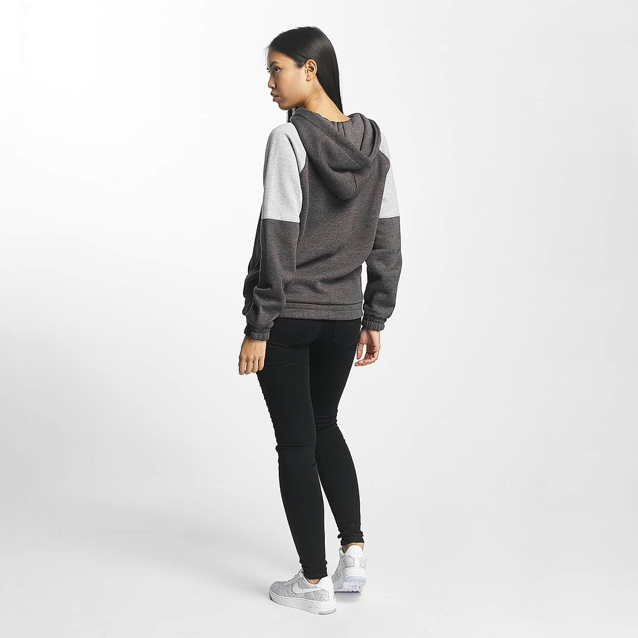 Cyprime / Hoodie Tungsten in grey - Streetscenter