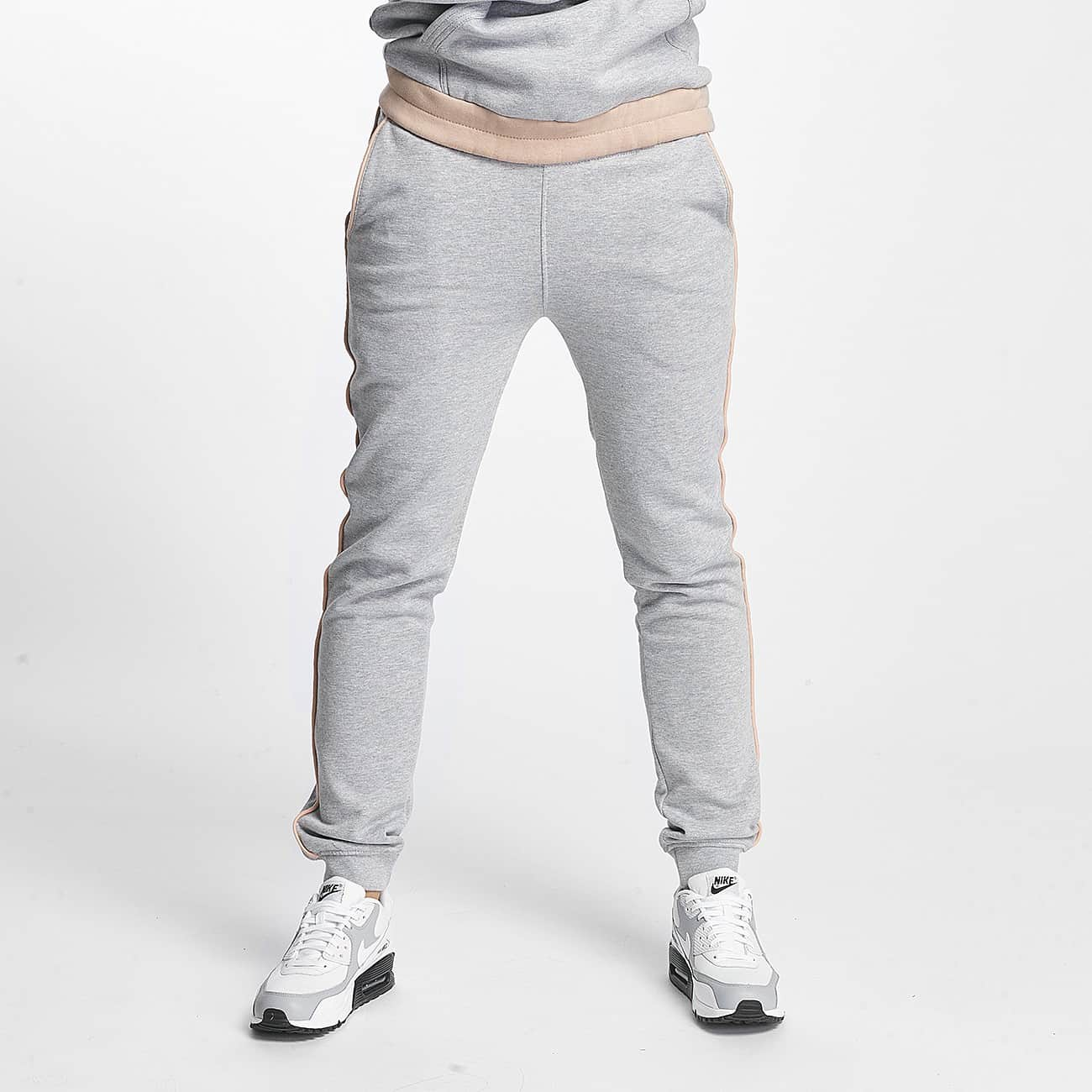 Cyprime / Sweat Pant Meitnerium in grey - Streetscenter