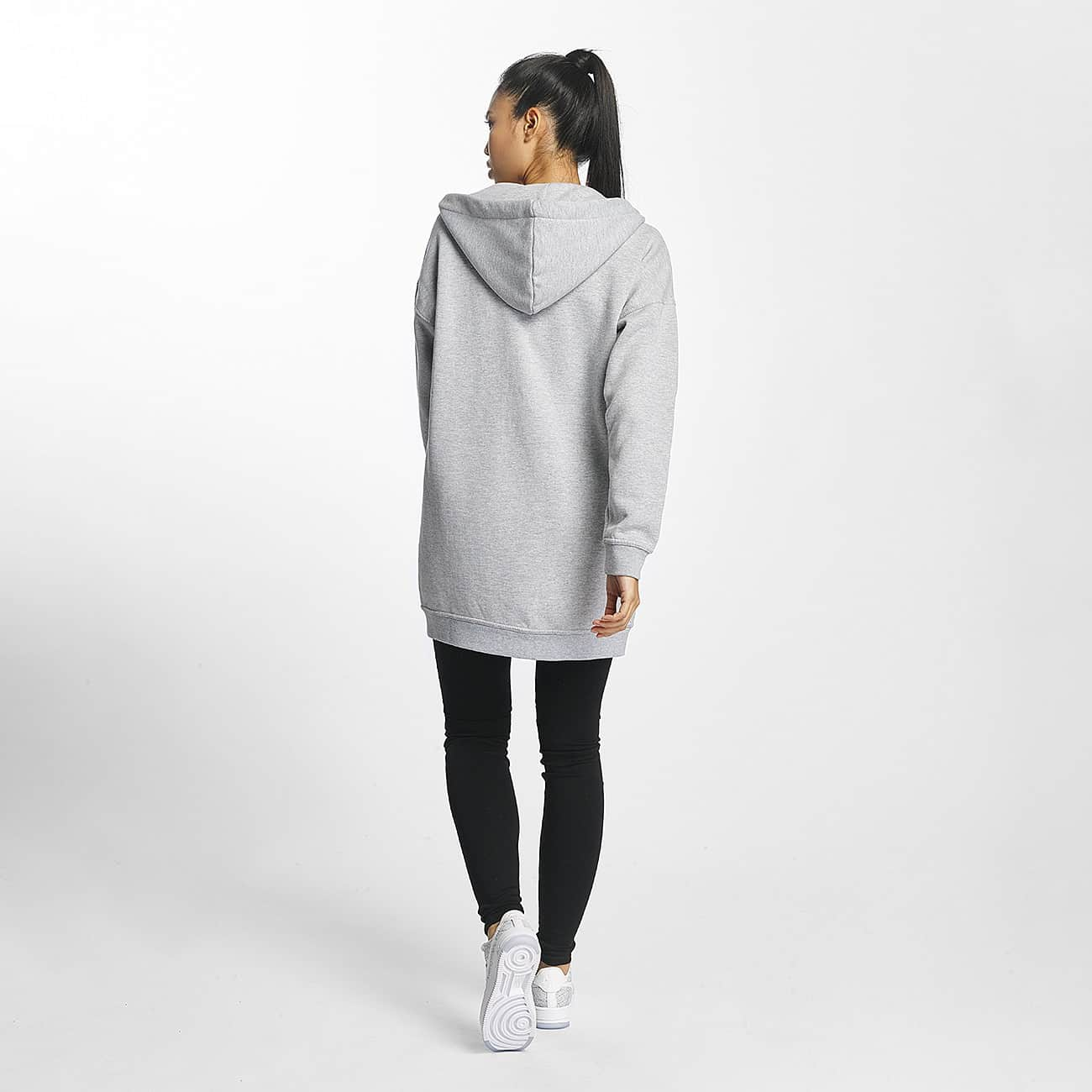 Cyprime / Zip Hoodie Roentgenium in grey - Streetscenter