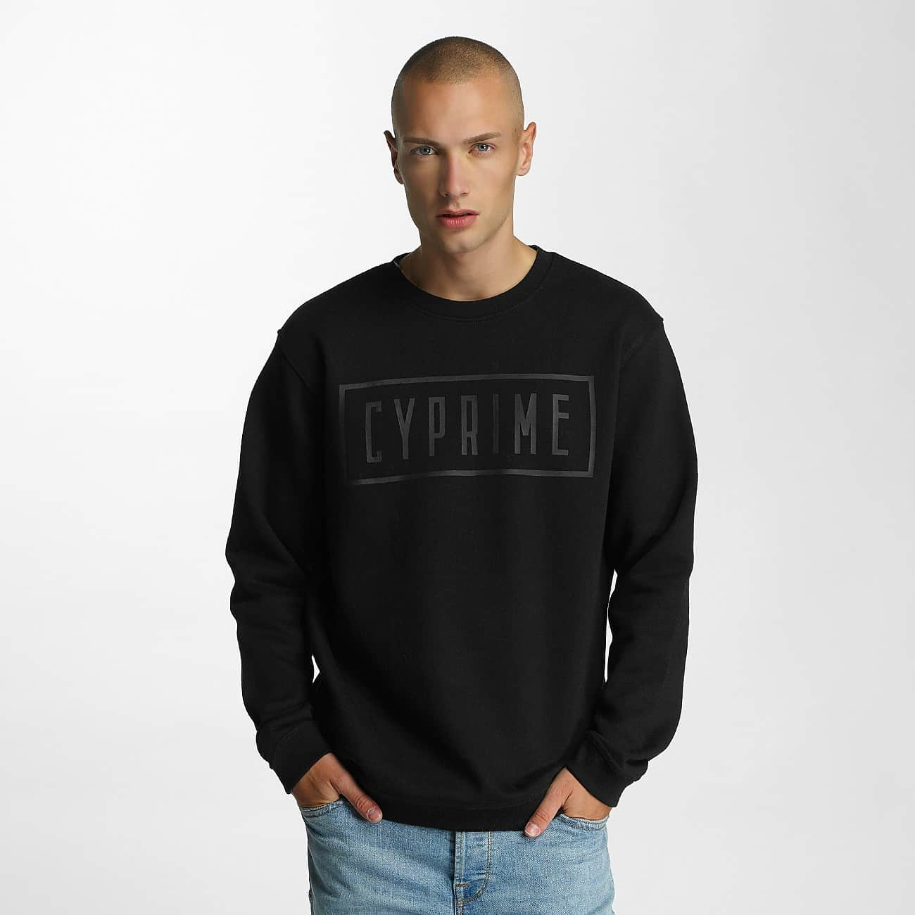 Cyprime / Jumper Zirconium in black - Streetscenter