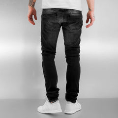 2Y / Slim Fit Jeans Naresh in black - Streetscenter