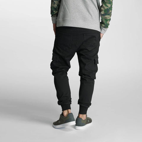 Rocawear / Cargo Jogger Fit in black