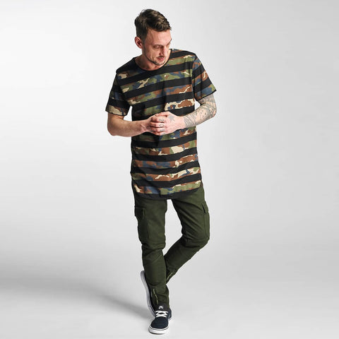 2Y / Slim Fit Jeans Adres in olive