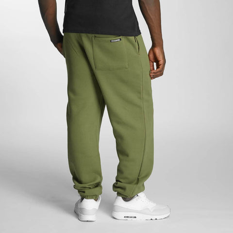Dangerous DNGRS / Sweat Pant Classic in khaki