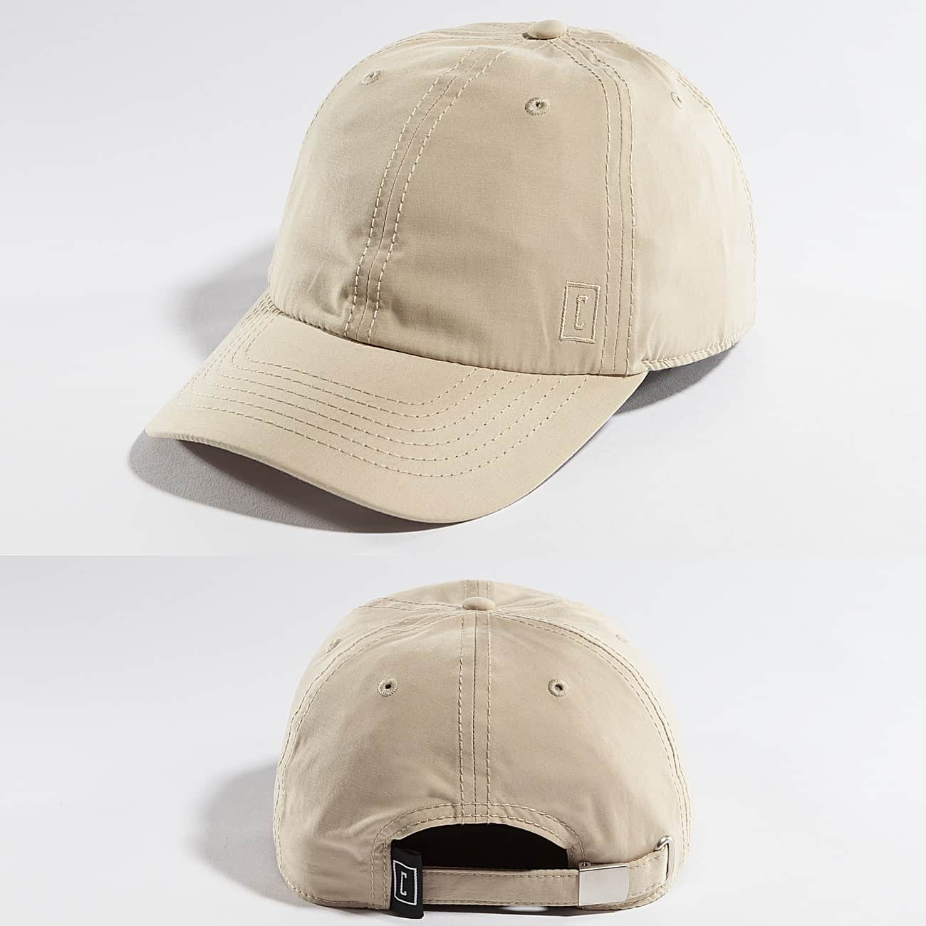 Cyprime / Flexfitted Cap Reading Soft in beige - Streetscenter