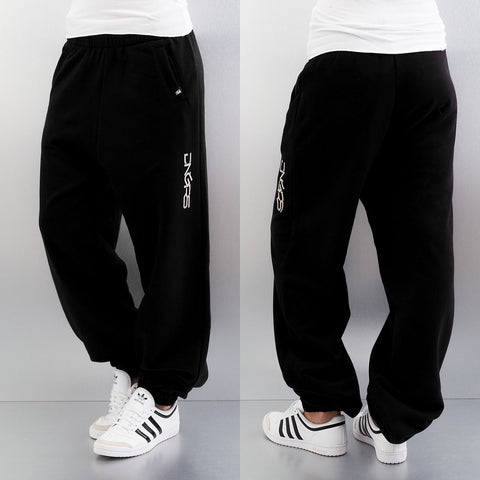 Dangerous DNGRS / Sweat Pant Soft Dream Leila Ladys Logo in black