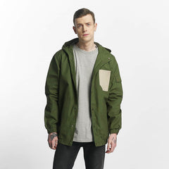Cyprime / Lightweight Jacket Moonstone in olive - Streetscenter