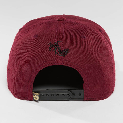 Just Rhyse / Snapback Cap Malaspina Starter in red