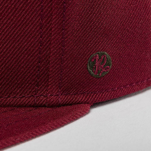 Just Rhyse / Snapback Cap Chitina Starter in red