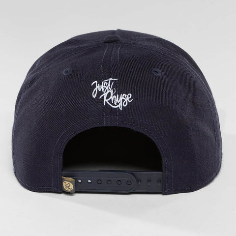 Just Rhyse / Snapback Cap Glacier View Starter in blue