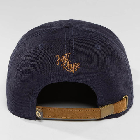 Just Rhyse / Snapback Cap Northway Starter in blue