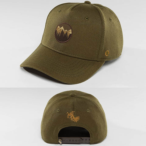Just Rhyse / Snapback Cap Paxson Starter in green