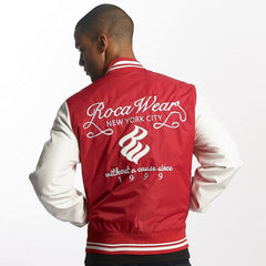 Rocawear / College Jacket College Jacket in red - Streetscenter