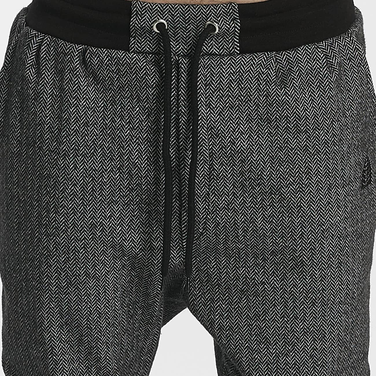 Just Rhyse / Sweat Pant Mountain in grey - Streetscenter