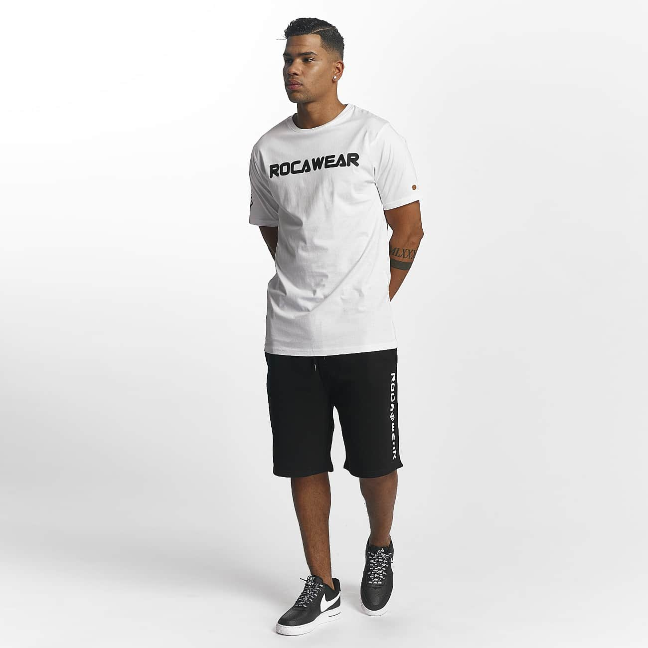 Rocawear / T-Shirt Color in white