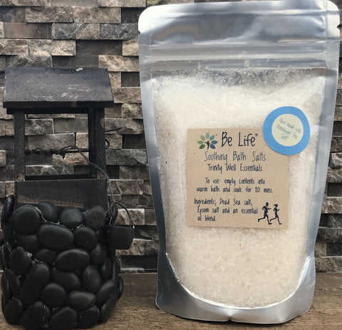 Be Life Bath Salts - Soothing