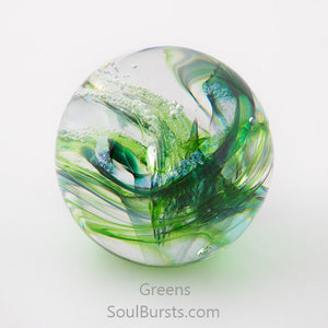 cremation art glass