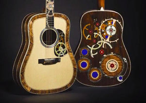 Martin's Two Millionth Guitar