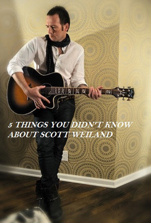 5 Things You Didn't Know About Scott Weiland