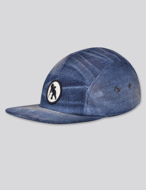 Prps - #4 Japanese Denim 5 Panel Hat - Hat - Prps