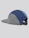 Prps - #7 Japanese Denim/Chino/Bleached Denim 5 Panel Hat - Hat - Prps
