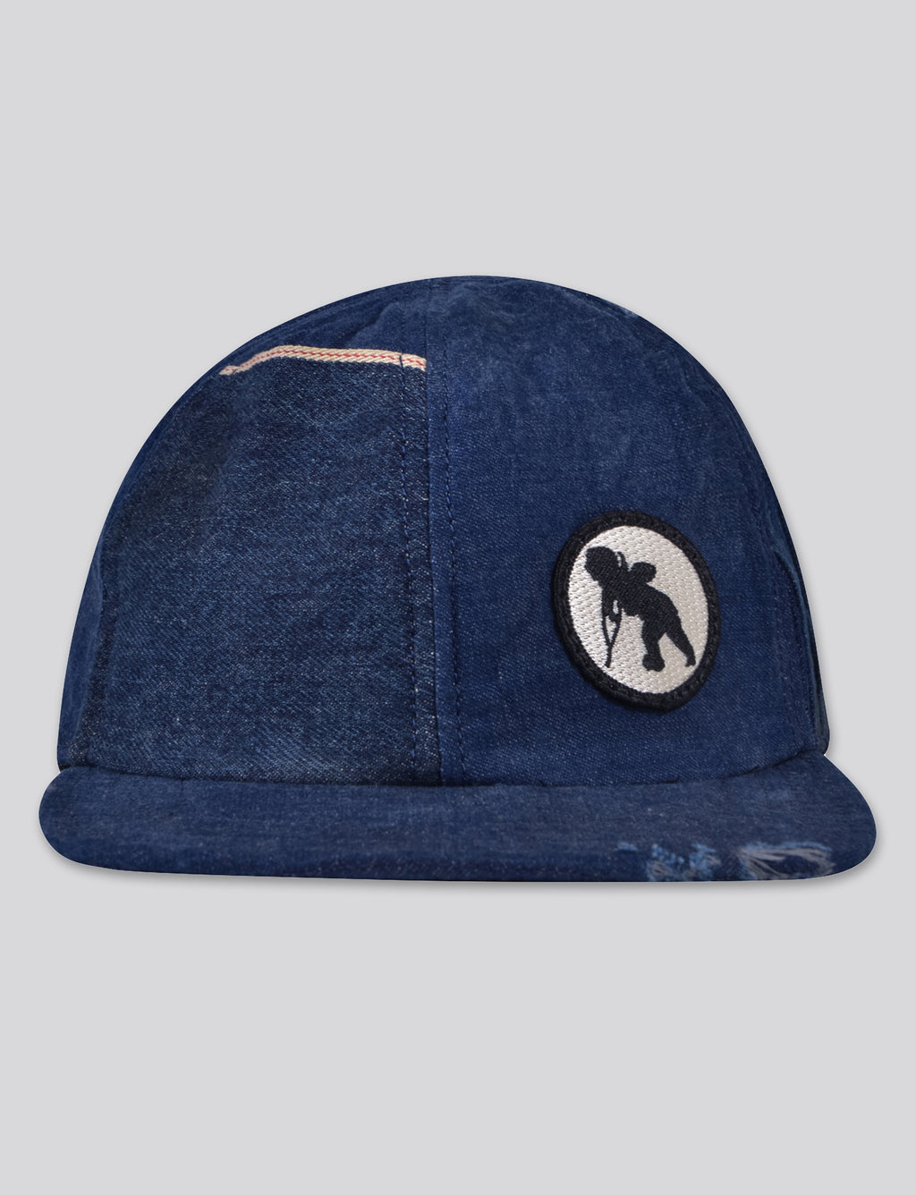 Prps - #10 Japanese Selvedge 6 Panel Hat - Hat - Prps