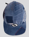Prps - #14 Blue Denim 4 Panel Hat - Hat - Prps