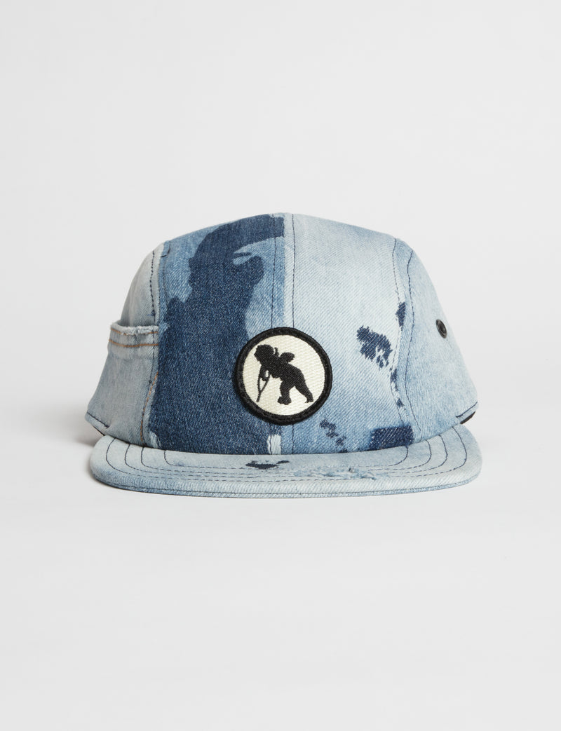 Prps - #26 Light Denim/Bleached Hat - Hat - Prps