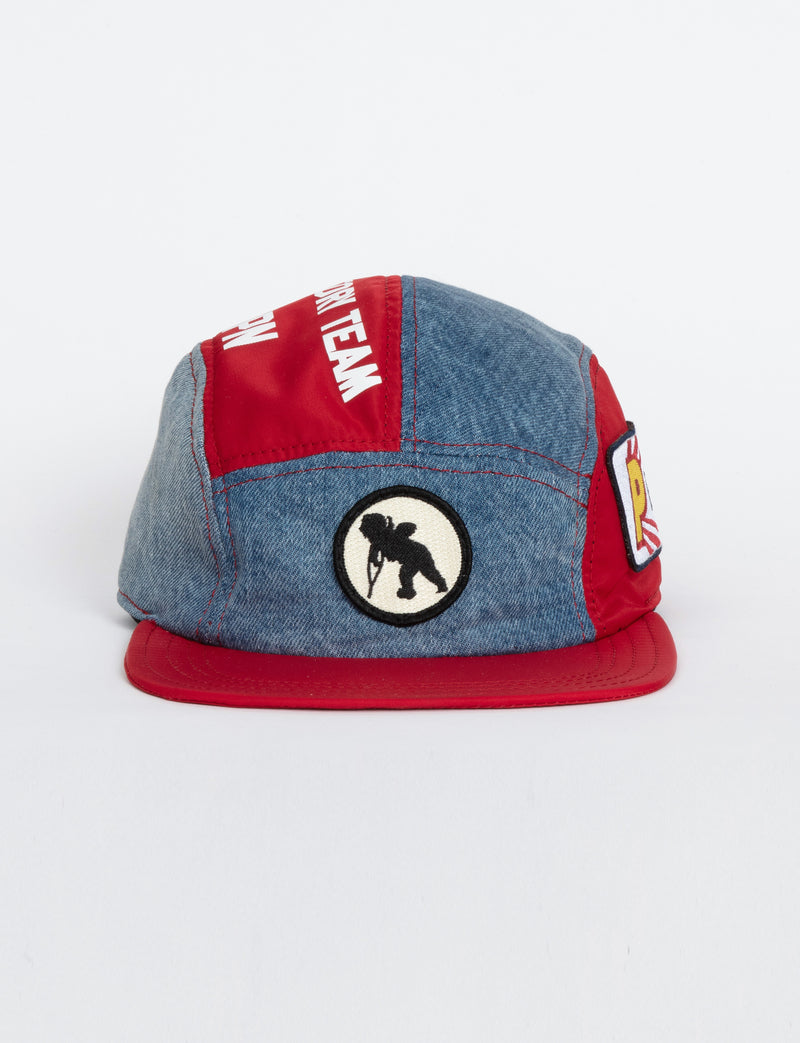 Prps - #32 Denim/Nylon Racer Hat - Hat - Prps