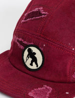 Prps - #34 Burgundy Chino Hat - Hat - Prps