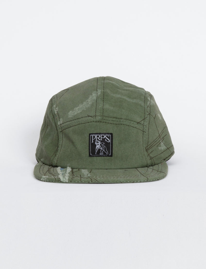 Prps - #36 Army Green Chino Hat - Hat - Prps