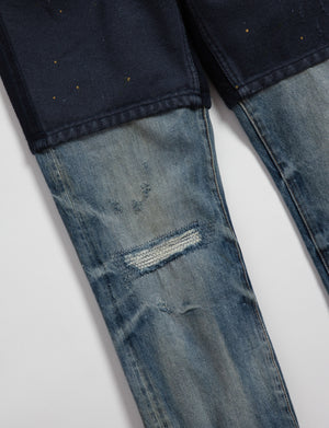 Prps - Hybrid Short Denim - Pants - Prps