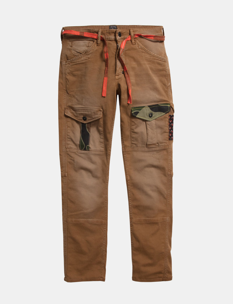 Prps X Atelier & Repairs Re-Purposed Cargo Pants #1