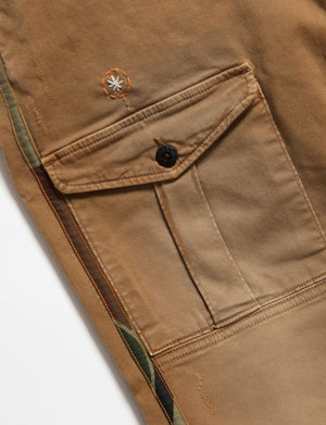 Prps X Atelier & Repairs Re-Purposed Cargo Pants #4