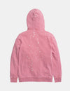 Prps X Atelier & Repairs Re-Purposed Pink Logo Hoodie #5