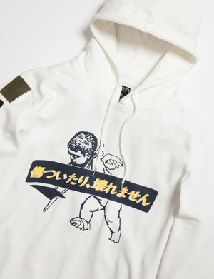 Prps X Atelier & Repairs Re-Purposed Cherub Hoodie #2