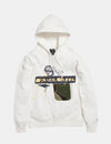 Prps X Atelier & Repairs Re-Purposed Cherub Hoodie #4