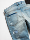 Prps - Prps X Atelier & Repairs Re-Purposed Windsor Bleached #8 - Jeans - Prps