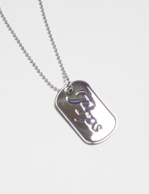 Prps - Prps Cherub Dog Tag - Accessories - Prps