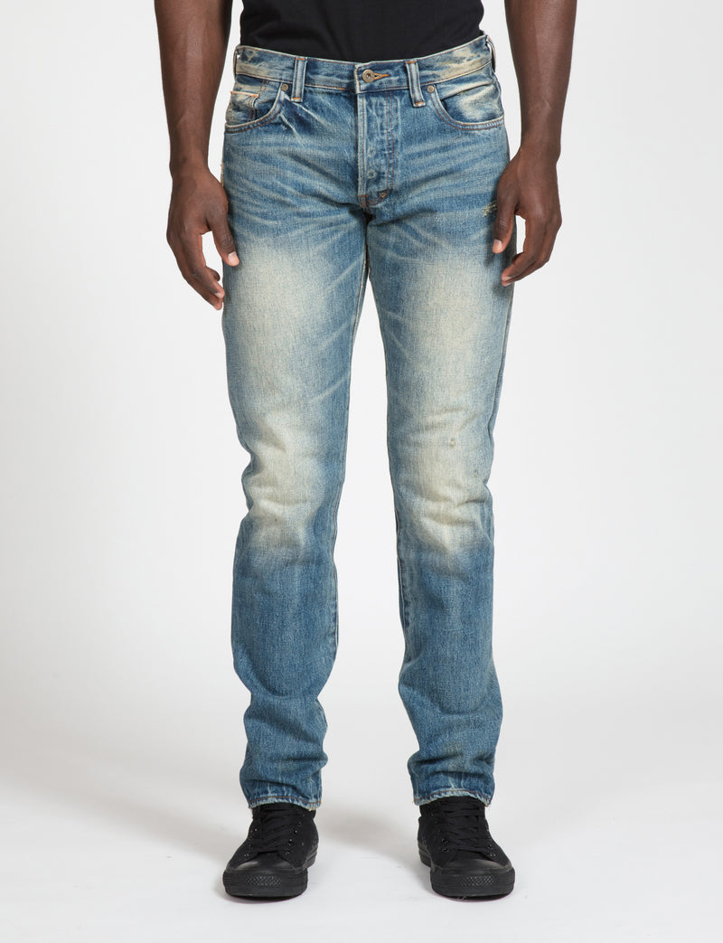 Barracuda Slim Tapered - 5 Year Wash